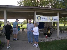1st Annual Batesville Rotary Club Golf Outing, Sept. 15, 2012