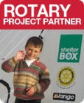 ShelterBox - Rotary Project Partner