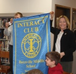 Interact banner presentation
