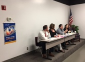 Panel at 2nd Critical Issues Forum (4/20/17)