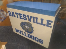 BHS School Spirit Cart